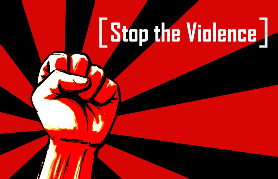 #StopTheViolence